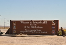 Edwards AFB, Lancaster CA