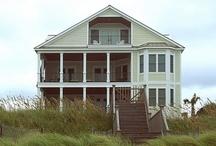 Wonderful beach houses