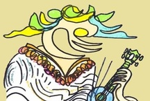Oceania Music / by Pollux (Paul Morris)