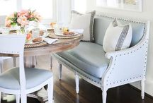 Dining room / Inspiration for my dining room!