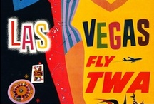 Vintage Travel Ads. / An homage to the travel of yesteryear.