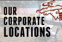 Our Corporate Locations!  / Information on our 21 corporate locations! To find your closest Godfather's Pizza location, go to http://godfathers.com/store_locator/index.asp  / by Godfather's Pizza
