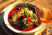 Coquelet, Flan & Olives / Foodstuff / by Susan Phillips