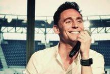 Tom fu*king perfect Hiddleston