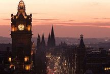 Bonny Scotland / Scotland, the land where I was born