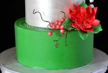 Christmas Goodies / Get ready for the Christmas season....try one of these seasonal creations!!!!! / by Sharron Holderfield