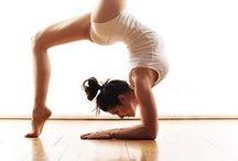 Yoga / Posiciones para YOGA ^-^ no olvides seguirme