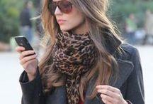 bufandas ^-^ / Tablero para mirar todo de bufandas jejej no olvides seguirme ;)