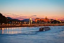 Tourist in Budapest / sights, party, food and nature in Budapest