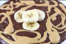 Chocolate for Breakfast / Vegan, gluten-free and refined sugar-free chocolate breakfast recipes