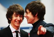 """Your love is standing next to me"" / Alex Turner & Miles Kane"