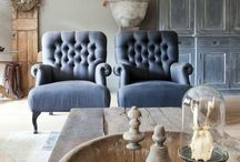 Country living - chique / Inspirational ideas for my hone!