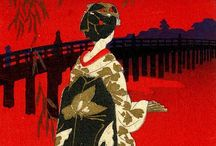 Japanese Art / Evocative artwork from the Far East