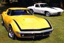 Vintage Cars / Vintage cars from 1950s to 1980s