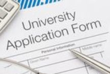 College Applications / Tips for completing your college applications.