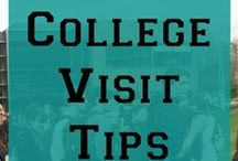 College Visits / Tips on planning and taking a successful college visit