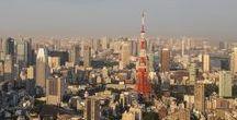 Tokyo / Tiptoeing around Tokyo