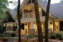Homes, Backyards, Gardens