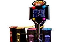 Arcade Games / Arcade games are a great addition to add for any type of party: Bar and Bat Mitzvahs, Sweet 16's and Corporate Events.