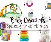 Baby-Essentials // Erstausstattung / Dinge, die man fürs Baby wirklich braucht. // Things you really need for your baby.