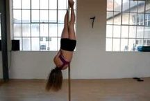 PDY - Basic Invert / Pole Dance Move: BASIC INVERT
