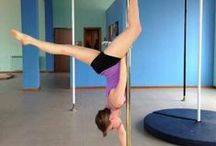 PDY - Butterfly / Pole Dance Move: BUTTERFLY