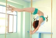 PDY - Crescent Moon / Pole dance move: CRESCENT MOON aka LAYBACK BRIDGE