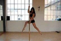 PDY - Air walk / Pole dance move: AIR WALK