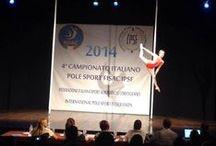 PDY - Capezio / Pole dance move: CAPEZIO aka BALLERINA