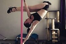 PDY - Jacknife / Pole dance move: JACKNIFE aka HANDSPRING TWISTED PIKE