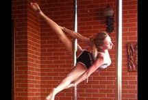 PDY - Anastasia / Pole dance move: ANASTASIA aka SUPERMAN VARIATION