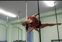 PDY - Daphne / Pole dance move: DAPHNE