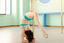 PDY - Elbowstand attitude / Pole dance move: ELBOWSTAND ATTITUDE aka FOREARMSTAND ATTITUDE