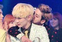Jongkey / SHINee Jonghyun & Key ~ OTP