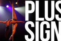 PDY - Plus, sign / Pole Dance Move: SIGN PLUS