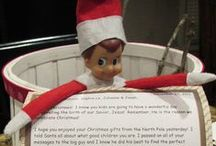 !That Crazy Elf on the Shelf!