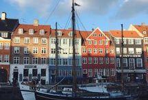 Tourist in Copenhagen