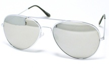 Lunettes Style Aviator