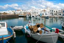 Paros - Πάρος / Paros (Greek: Πάρος) is a Greek island in the central Aegean Sea.  Website - http://www.paros.gr