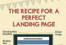Landing Page - Přistávací WWW stránky