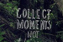 Quotes and sayings / Clever one-liners that appeal to nature and the outdoors