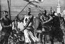 The Holy Crusades and Templars / The Holy Wars / by Lord Wark