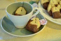 Little Flowers Tea Party!! / Ideas for your next tea party