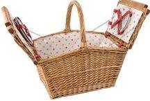 Picnic / DIY Picnic Basket