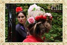 """""""Andalucía en Buenos Aires"""" Nuevo catálogo 2014 / Nuevo catálogo fotográfico de AmapolasMoras Complementos Flamencos en Argentina. Todo lo nuevo más los clásicos de siempre!!!"""