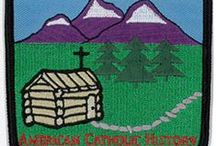 American History Badge / Great ideas and resources to earn the American Catholic History Badge