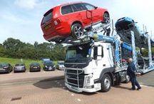 New Volvo FM and BelleRolfo car transporter / New Volvo FM and BelleRolfo car transporter