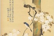 Way of the Brush / Chinese brush painting, Japanese brush painting, sumi-e, suibokuga
