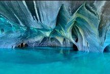 Cuevas y túneles