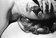 Ralph Gibson /  - is an American art photographer. His images often incorporate fragments with erotic and mysterious undertones.